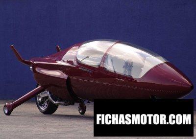 Imagen moto Acabion Da Vinci 650-VI año 2011