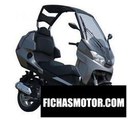 Imagen moto Adiva ad 125 2011