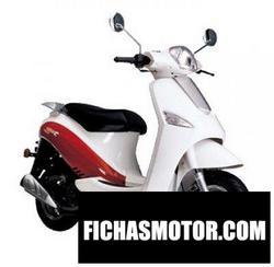 Imagen moto Adiva birdie 2012