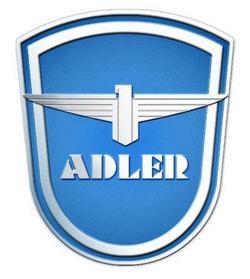 Logo de la marca Adler