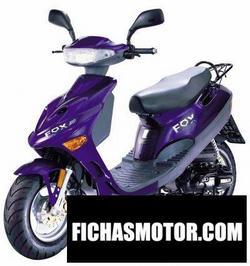 Imagen moto Adly fox 50 (4t) 2007