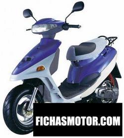 Imagen moto Adly jet 50 2007