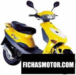Imagen moto Adly Silver fox 50 2007