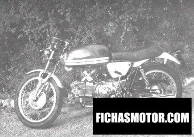 Ficha técnica Aermacchi 350 tv 1972