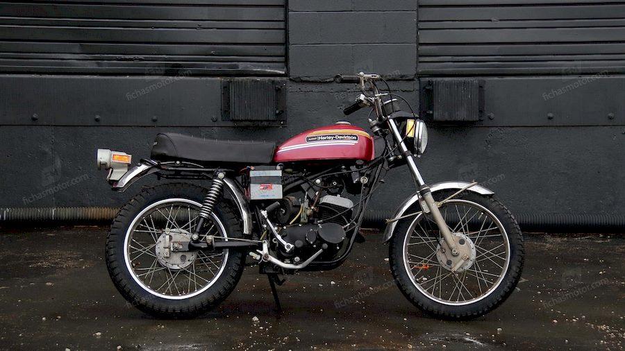 Ficha técnica Aermacchi z-90 1974