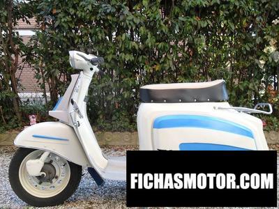 Ficha técnica Agrati capri 50 s 1966