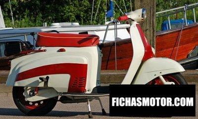 Imagen moto Agrati capri 50 s año 1967