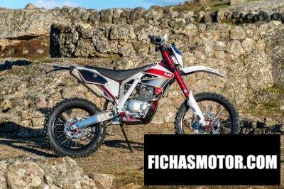 Ficha técnica AJP PR4 Extreme 240 2020