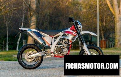Ficha técnica AJP PR5 Supermoto 250 2020