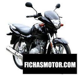 Imagen moto Ajs 125 eco commuter 2011