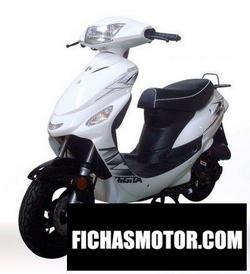 Imagen moto Ajs digita 50 2014
