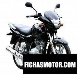 Imagen moto Ajs eco-125 2009