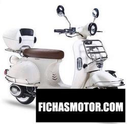 Imagen moto Ajs modena 50 2014