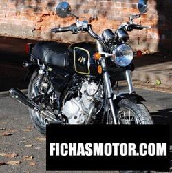 Imagen moto AJS Tempest Roadster 125 2020