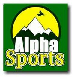 Logo de la marca Alphasports