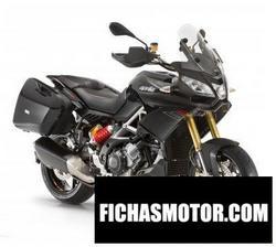Imagen moto Aprilia caponord 1200 2016