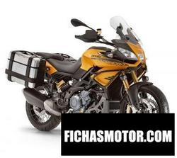 Imagen moto Aprilia caponord 1200 rally 2016