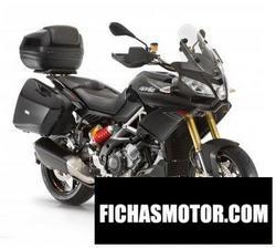 Imagen moto Aprilia caponord 1200 travel pack 2015