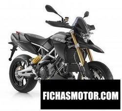 Imagen moto Aprilia dorsoduro 1200 abs 2012