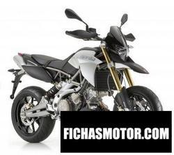 Imagen moto Aprilia dorsoduro 750 abs 2011