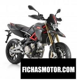 Imagen moto Aprilia dorsoduro 750 Factory 2013