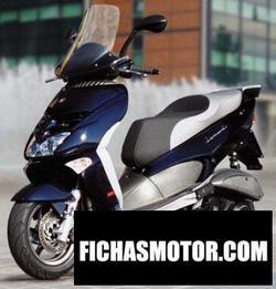 Imagen moto Aprilia leonardo 125 2005