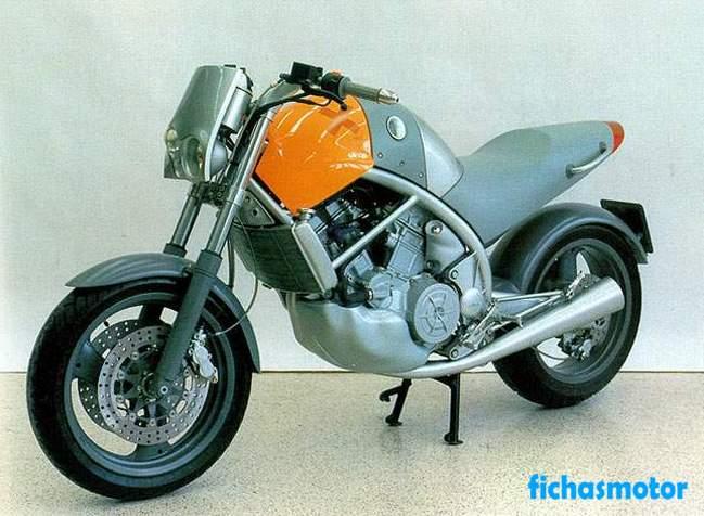 Ficha técnica Aprilia moto 6.5 1999