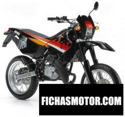 Imagen moto Aprilia mx 50 2005