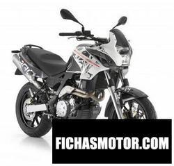 Imagen moto Aprilia pegaso 650 2009