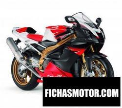 Imagen moto Aprilia rsv 1000 r Factory 2008