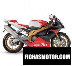 Imagen moto Aprilia rsv 1000 r Factory 2009