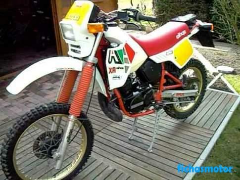 Ficha técnica Aprilia rx 250 1986