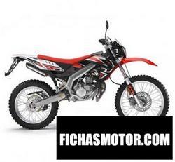 Imagen moto Aprilia rx 50 2009