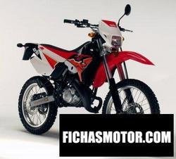 Imagen moto Aprilia rx 50 racing 2004