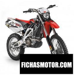 Imagen moto Aprilia rxv 5.5 2008