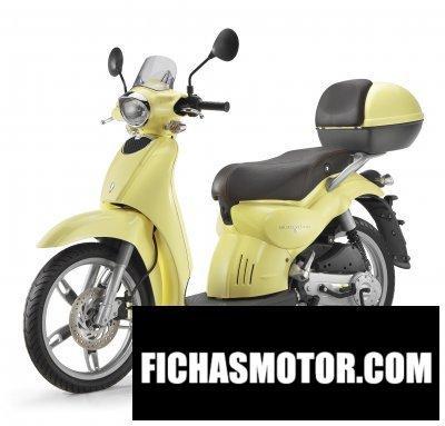 Imagen moto Aprilia scarabeo 100 4s año 2008