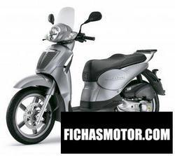 Imagen moto Aprilia scarabeo 200ie 2010