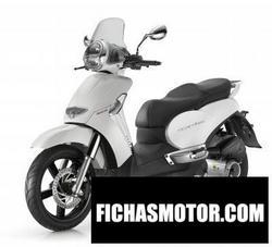 Imagen moto Aprilia scarabeo 300 special 2010