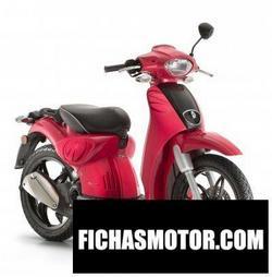 Imagen moto Aprilia scarabeo 50 2t 2015