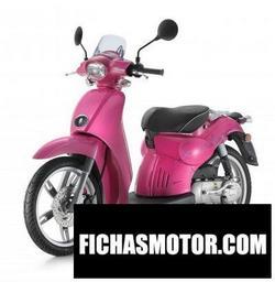 Imagen moto Aprilia scarabeo 50 4t 4v 2010