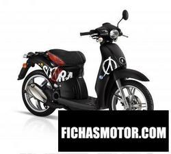 Imagen moto Aprilia scarabeo 50 Special Edition 2011