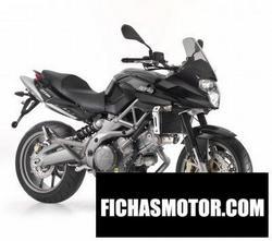 Imagen moto Aprilia shiver 750 gt abs 2011