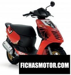 Imagen moto Aprilia sonic 50 2006