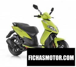 Imagen moto Aprilia sportcity one 125 4t 2012