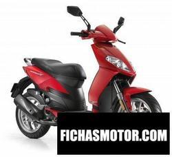 Imagen moto Aprilia sportcity one 50 2t 2009