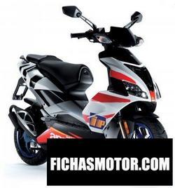 Imagen moto Aprilia sr 50 r Factory 2006