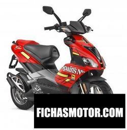 Imagen moto Aprilia sr 50 r Factory 2008