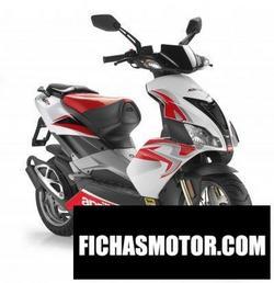 Imagen moto Aprilia sr 50 r Factory 2011