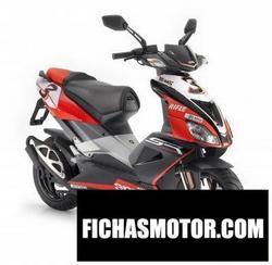 Imagen moto Aprilia sr 50 r Factory replica sbk 2011