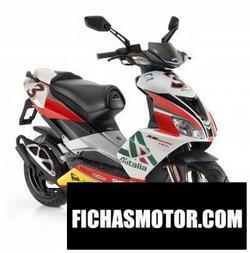 Imagen moto Aprilia sr 50 r replica sbk 2013